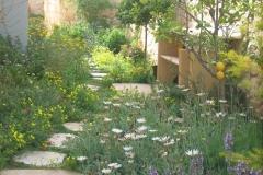 משעול-בגינה